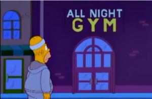 Homer Gym