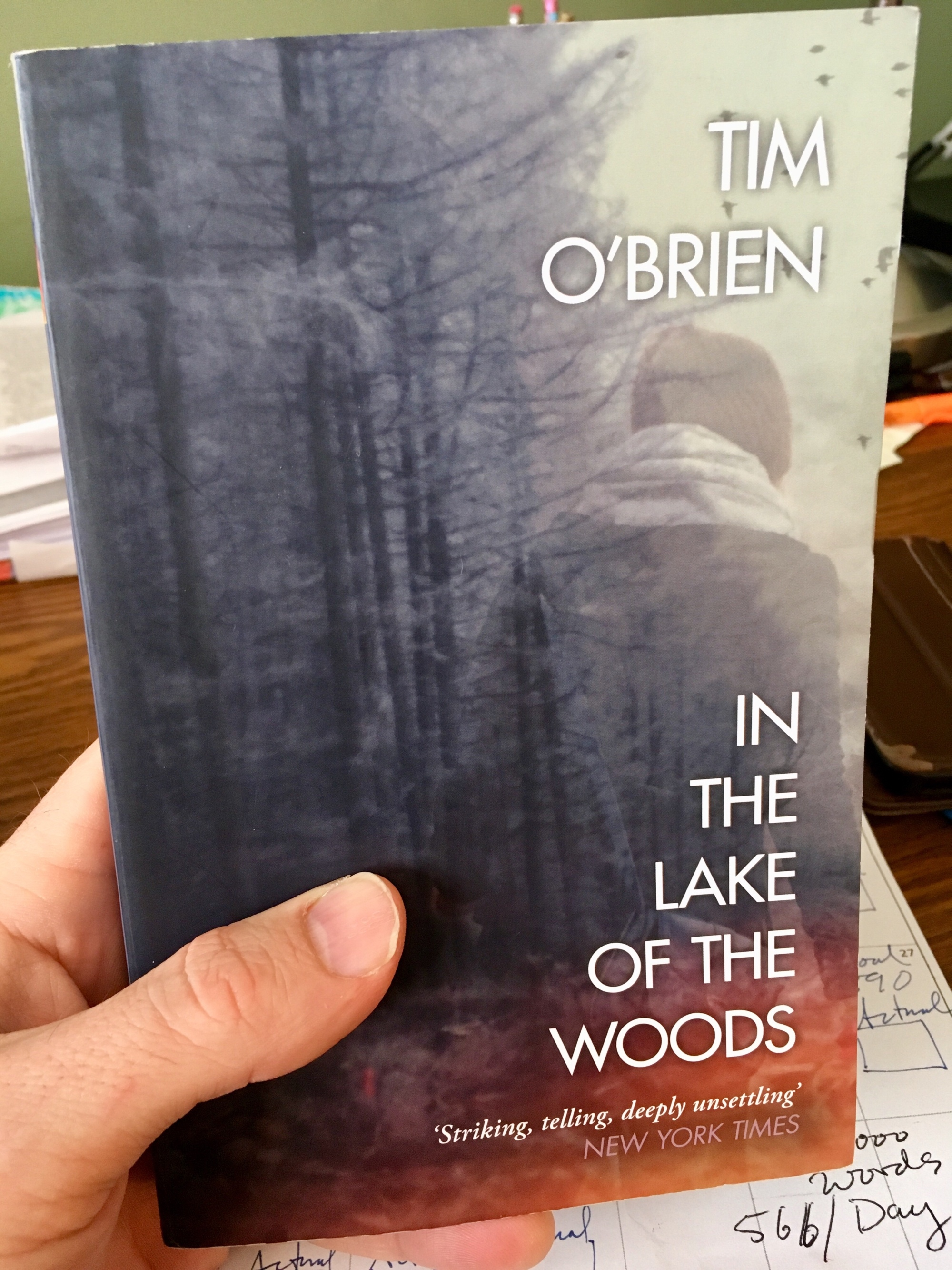 what happened to kathy wade in in the lake of the woods For john wade, what exactly happened during the thuan yen  what do you believe happened to kathy  documents similar to in the lake of the woods -- discussion.